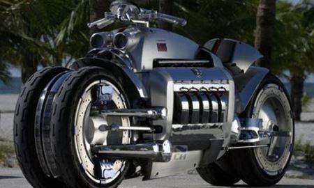 سریعترین موتورسیکلت توربینی جهان با قدرت یک بالگرد