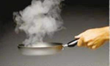 غذای سوخته نخورید