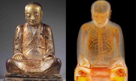 فناوری فوق هوشمند مخصوص کشف اسرار درون مجسمههای باستانی