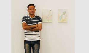 الیاس علوی شاعر و هنرمند هنرهای تجسمی متولد افغانستان