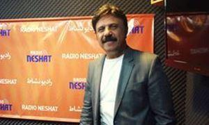 پیام تبریک سال نو 1396 از سوی بیژن مرتضوی خواننده مشهور ایرانی و تقدیم موزیک به شنوندگان رادیو نشاط استرالیا