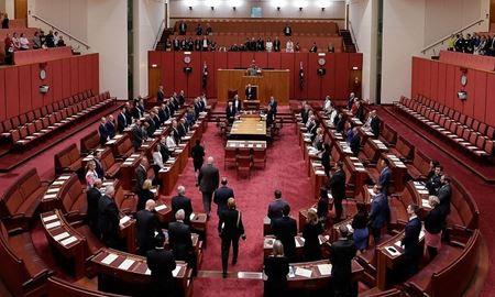 لایحه کاهش پرداختی های رفاهی در سنای استرالیا تصویب شد