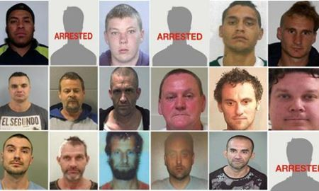 فراخوان عمومی برای رد یابی 20 مجرم و جنایتکار فراری در استرالیا