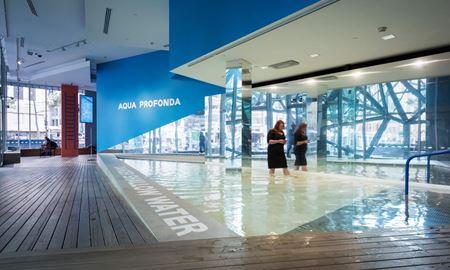 رویدادهای استرالیا...ملبورن  / نمایشگاه استخر های استرالیا ( The Pool ) 18 AUG 17 – 18 FEB 18