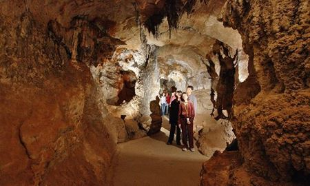 گردشگری استرالیا/سیدنی ...ایالت نیو ساوت ولز/ مجموعه غارهای جنولان ( Jenolan Caves )