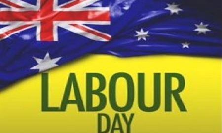 رویدادهای استرالیا / روزکارگر ( Labour Day ) / در ایالت های مختلف در سال 2018 و 2019