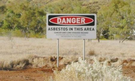 """هشدار...بدلیل خطر آلودگی به مواد """"آزبست"""" به شهر """"ویتنوم """" در غرب استرالیا سفر نکنید"""