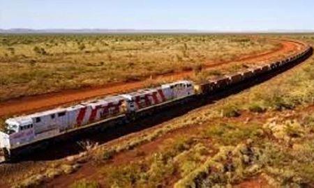 قطار خودران استرالیا ، بزرگترین ربات دنیا در حملونقل سنگ معدن آهن