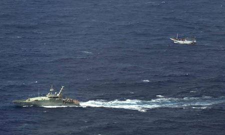 جلو گیری از ورود با قایق حدود 300 پناهجوی استرالیا در سال گذشته
