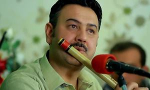 مصاحبه با فرید صمیم خواننده سرشناس افغان 