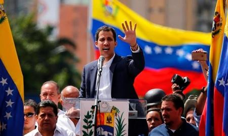 """استرالیا از """"جان گوآیدو"""" به عنوان رئیس جمهور موقت ونزوئلا حمایت کرد"""