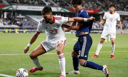 ایران دومین تیم خشن جام ملتهای آسیا
