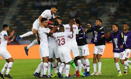قهرمانی قطر با شکستن همه رکوردهای آسیا