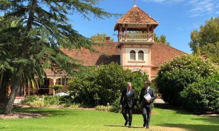 توسعه مجدد مرکز درمانی Repat در آدلاید استرالیا