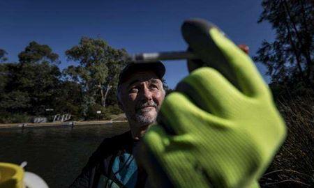 بروز مشکلات بهداشتی ناشی از ریخته شدن سرنگ الوده در رودخانه یارا در ملبورن استرالیا