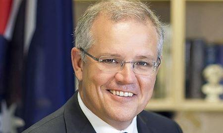 """پیام نوروزی آقای """"اسكات موريسون""""نخست وزیر استرالیا  بمناسبت نوروز 1398"""