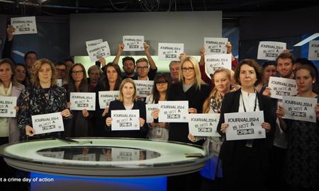 همبستگی برای آزادی مطبوعات در استرالیا