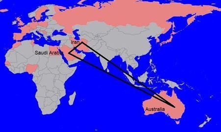 در اوج اختلافات ایران و عربستان، این دوکشور در استرالیا سرمایهگذاری کردند