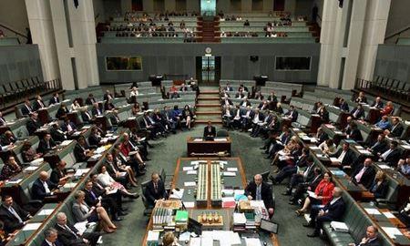 اصلاحیه لایحه مهاجرت و دیگر موضوعات در دستور کار پارلمان استرالیا