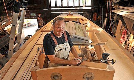 گردشگری استرالیا/ ایالت ویکتوریا (Port Phillip Bay) / سازندگان کشتی C Blunt Boatbuilders