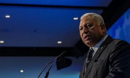 انتقاد نخست وزیر فیجی از سخنان معاون نخست وزیر استرالیا