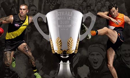 فینال بزرگ فوتبال استرالیایی ( AFL Grand Final )