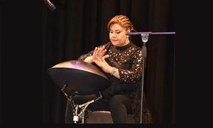 """گفتگو با خانم میتا عابدی نوازنده ساز """"هنگ درام """"مقیم استرالیا"""
