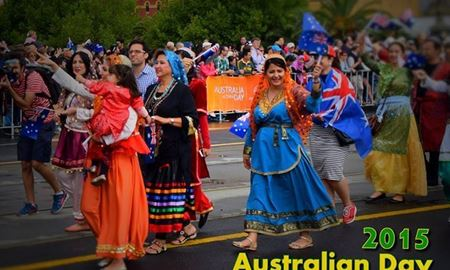 26 ژانویه روز ملی استرالیا ( Australia Day )