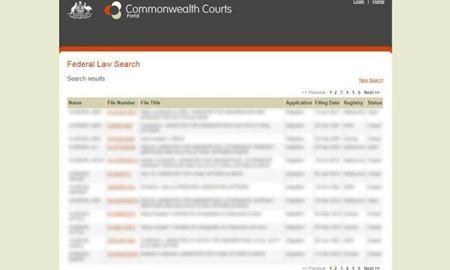 خبر تلخ/افشای اسامی و اطلاعات متقاضیان ویزای موقت حفاظت از وبسایت دادگاه فدرال استرالیا