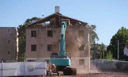 تنزل سرانه مسکن در کانبرا، پایتخت استرالیا