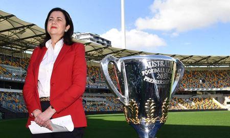 کویینزلند بعد از 123 سال میزبان فینال AFL  شد