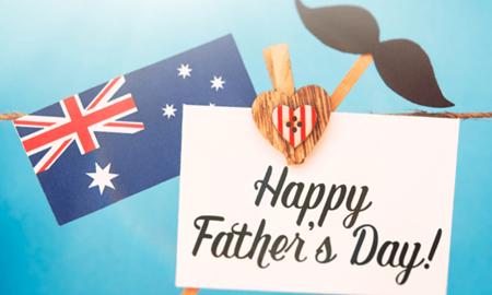 گرامیداشت روز پدر در استرالیا
