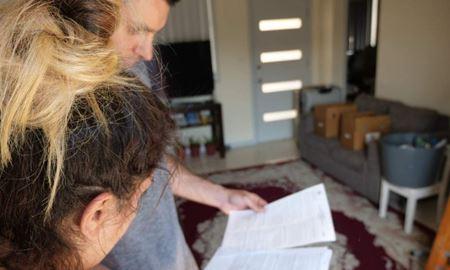 نامه ای که رعنا و همسر و دو فرزندشان را لرزاند و آنها را در آینده ای نامشخص قرار داد