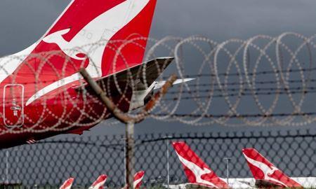 ضرر و زیان یک میلیارد دلاری شرکت هواپیمایی  کانتاس