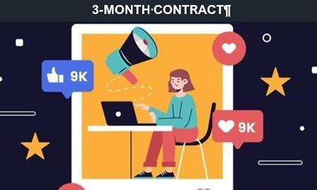 آگهی استخدام/به ما کمک کنید تا صفحات شبکه های اجتماعی خود را ارتقا ببخشیم