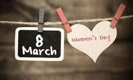 هشتم مارچ، روز جهانی زن مبارک باد