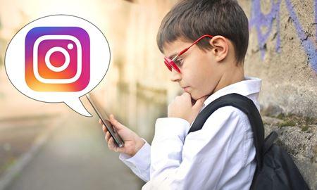 درخواست از فیسبوک برای بازبینی اینستاگرام کودکان