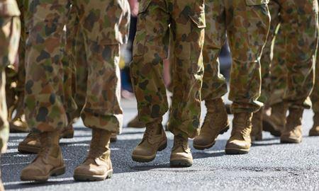 خروج نیروهای نظامی استرالیا از افغانستان