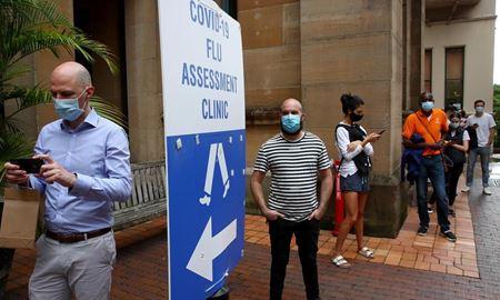 تمدید محدودیتهای کرونایی در سیدنی