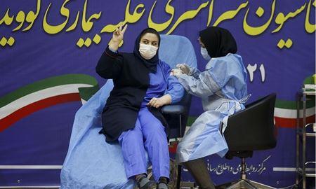 واکسیناسیون در ایران به روزانه ۵۰۰ هزار نفر میرسد
