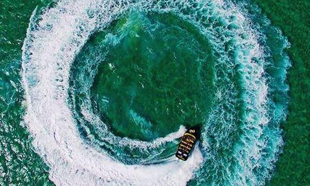 گردشگری استرالیا/ماجراجویی در گلد کوست(Gold Coast) با بالون سواری همراه با سوار شدن بر قایق تندرو