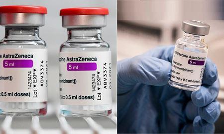 میزان لخته شدن خون بعد از دریافت آسترازنکا 8.1 مورد در یک میلیون نفر