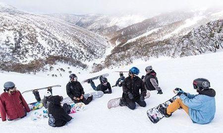 گردشگری استرالیا/معرفی یکی از بهترین پیست های اسکی بنام هاتهام(HOTHAM, VICTORIA) در ایالت ویکتوریا