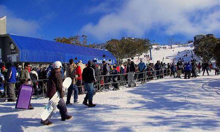 گردشگری استرالیا/معرفی یکی از بهترین پیست های اسکی بنام کوه بولر(MOUNT BULLER) در ایالت ویکتوریا
