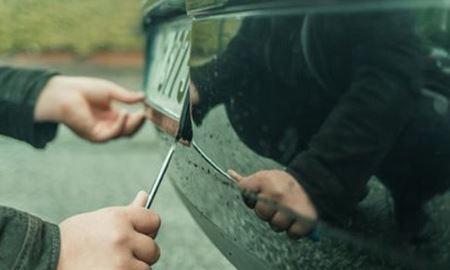 هشدار/نکات مهم در خصوص سرقت پلاک خودرو در استرالیا