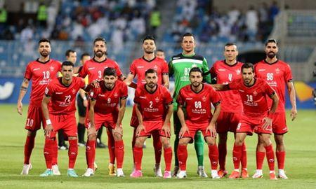 تنها پرسپولیس نباخت، فوتبال ایران تحقیر شد