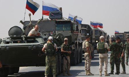 برگزاری رزمایش روسیه و تاجیکستان در مرز افغانستان