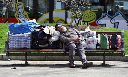 21 درصد جمعیت اتحادیه اروپا در معرض خطر فقر