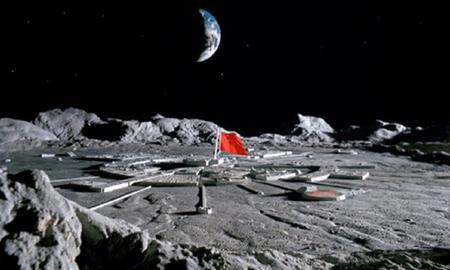 کشفیات تازه چینیها از فعالیت آتشفشانها در کره ماه